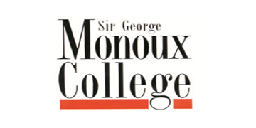 Sir George Monoux College logo