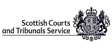 Scottish Court Service logo
