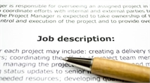 How to write a better job description