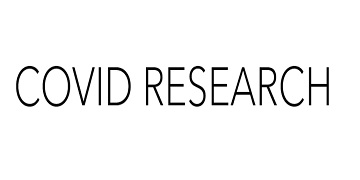 COVID RESEARCH logo