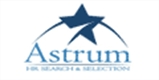 Astrum HR Search & Selection logo