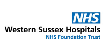 West Sussex Hospitals NHS Foundation Trust logo