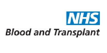 NHS Blood & Transplant logo