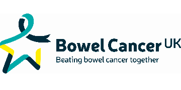 Bowel Cancer UK logo