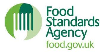 The Food Standards Agency (FSA) logo