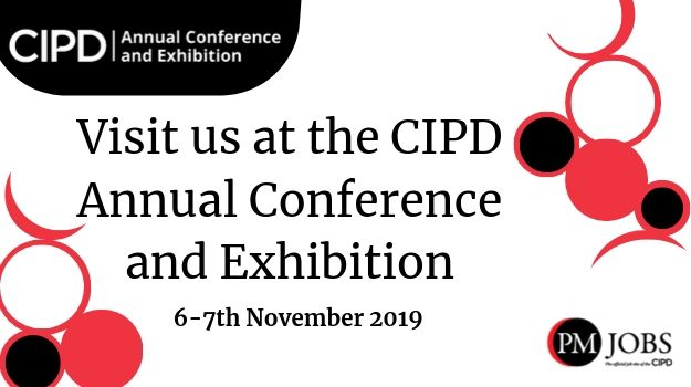 Visit us at the CIPD Annual Conference and Exhibition 2019