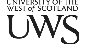 University of West of Scotland logo