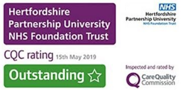 Hertfordshire Partnership University NHS Trust logo