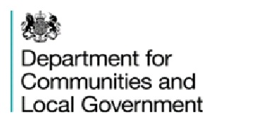 Department for Communities and Local Government logo