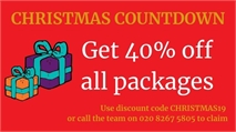 Christmas Countdown: Exclusive offers and giveaways for you