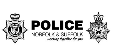 Norfolk and Suffolk Constabularies logo