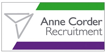 Anne Corder Recruitment logo