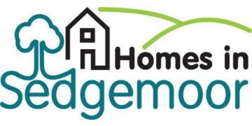 Homes in Sedgemoor logo