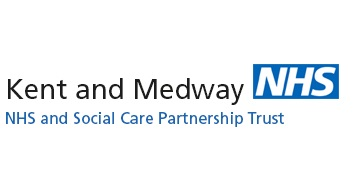 Kent and Medway NHS and Social Care Partnership Trust. logo