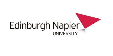 Edinburgh Napier University. logo