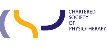 The Chartered Society of Physiotherapy logo