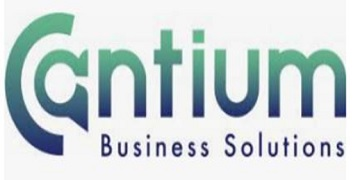 Cantium Business Solutions. logo