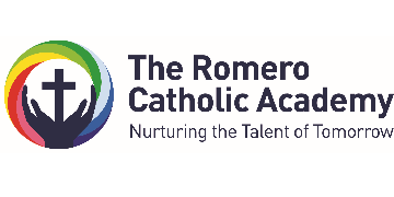 The Romero Catholic Academy logo