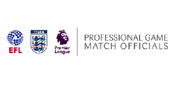 Professional Game Match Officials Ltd logo