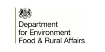 Department for Environmental Food & Rural Affairs logo