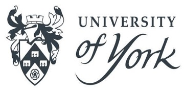 The University of York logo