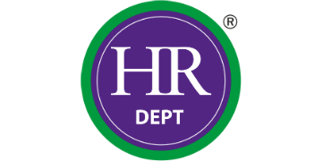 The HR Dept logo